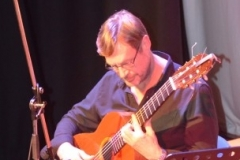 Trevor Jones - Classical guitar