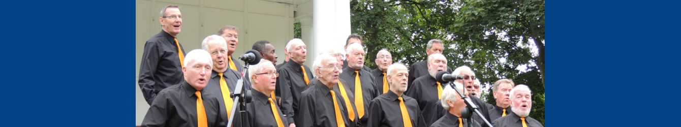 The Wayfarers Barbershop  Chorus